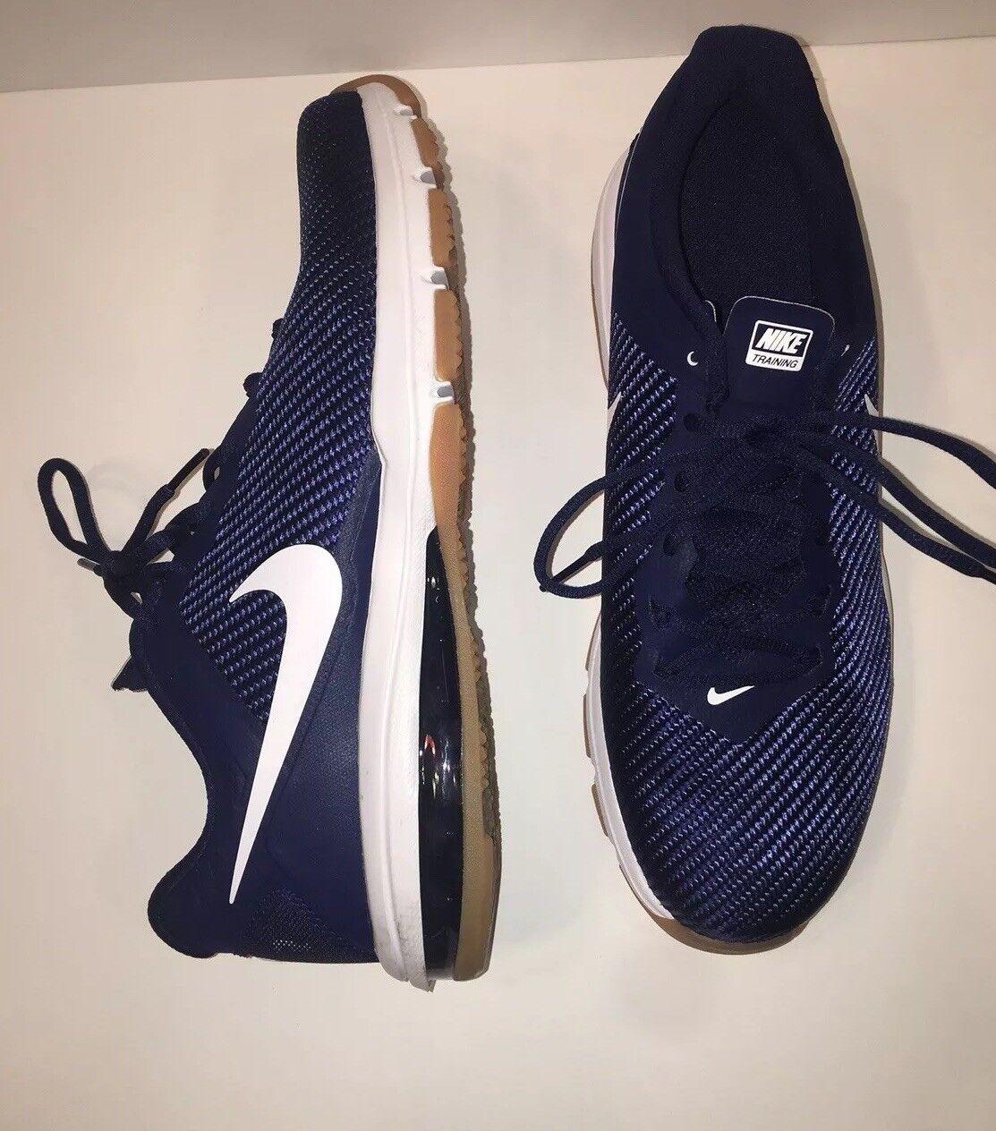 Nike Air Max Full Ride Training 1.5   869633-414  Uomo Size 11 Running