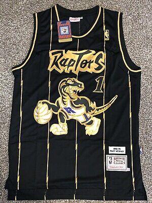 Tracy McGrady #1 Toronto Raptors