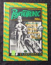 1994 PSYCHOTRONIC Video Magazine #17 FN+ Johnny Ramone