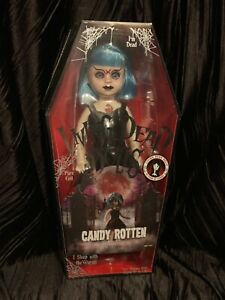 Living Dead Dolls Candy Rotten Variant 20th Anniversary Series LDD sullenToys