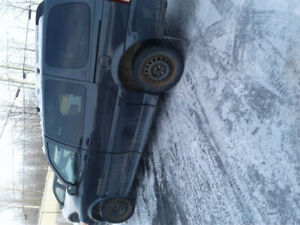 Camionnette pour personne handicape Chevrolet uplender 2008