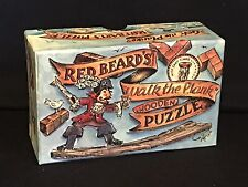 Red Beards Puzzle Walk the Plank Wooden Puzzle Game In Box Adventure