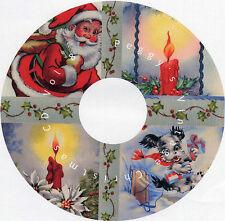 Vintage Christmas Greeting Cards CD V. 8  280 images