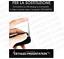 miniatuur 6 - GUSCIO COVER CHIAVE TELECOMANDO 3 Tasti PER FIAT GRANDE PUNTO PANDA 500-LOGO BLU
