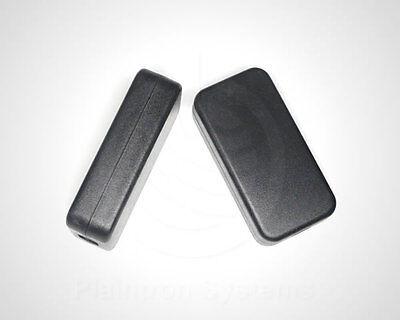 Kunststoffgehäuse schwarz Mini-Gehäuse Schalter, Sensor, Transponder 20x10x40mm