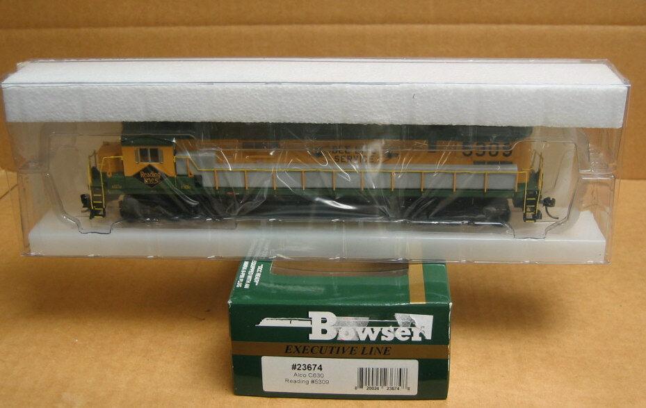 Bowser 23674 HO Reading ALCO C-630  5309