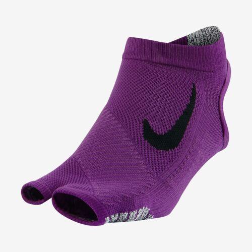 NikeGrip Elite Studio Stability Training Socks Footie Women/'s Yoga Barre DRI-FIT