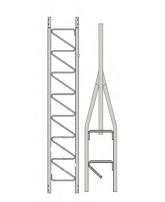 Rohn 25G Series 20' Basic Tower Kit. Available Now for 379.00