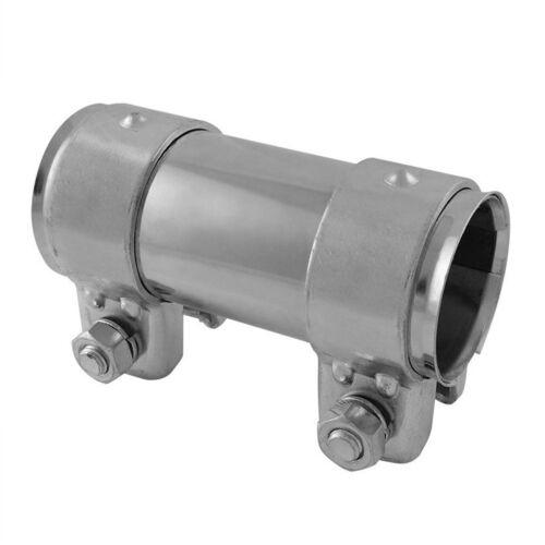 Connettore per tubi doppio morsetto klemschelle Ø 54x 125 mm