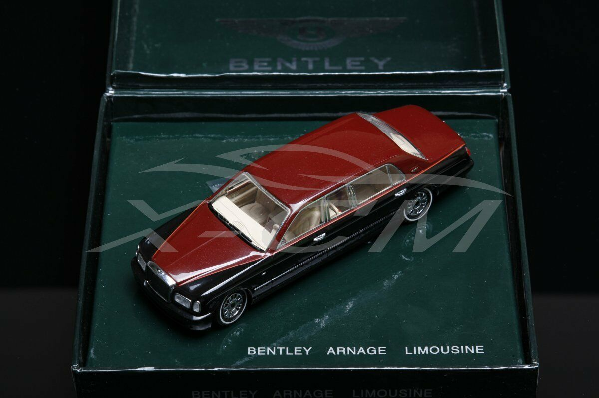 1 43 BENTLEY ARNAGE 728 Extended Version Die Cast Model