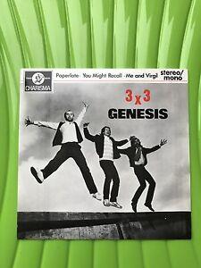 Genesis   3 X 3   PaperlateYou Might Recall GEN1 7034 single 3 for 1 postage - Leigh-on-Sea, United Kingdom - Genesis   3 X 3   PaperlateYou Might Recall GEN1 7034 single 3 for 1 postage - Leigh-on-Sea, United Kingdom