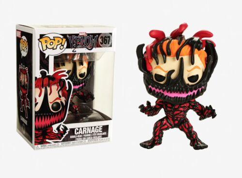 Carnage Vinyl Bobble-Head Item #33073 Funko Pop Marvel Venom