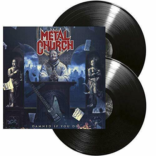 Lp-Metal Church-Damned If You Do -Lp VINYL NEW