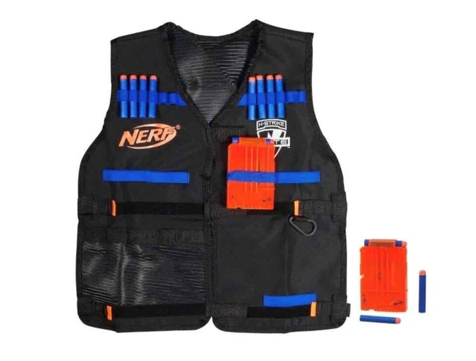 Våben, Nerf, Vest
