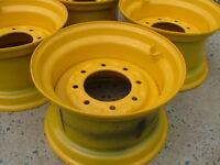 16.5x9.75x8 Wheel/rim For Holland, John Deere Fits 12-16.5 Tire