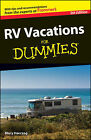 RV Vacations For Dummies by Harry Basch, Shirley Slater (Paperback, 2010)