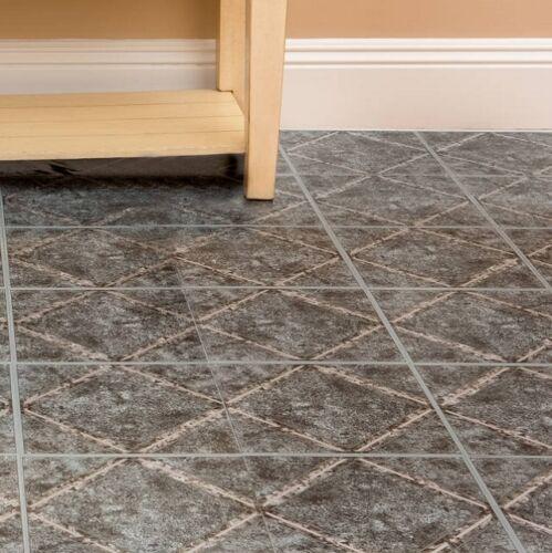 Buy Peel And Stick Tile Self Adhesive Vinyl Flooring Grey Kitchen Bathroom Floor Online In South Korea 293106446976