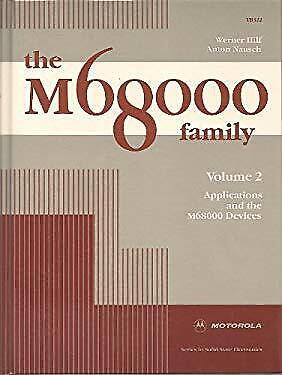 M68000 Family by Hilf, Werner, Nausch, Anton