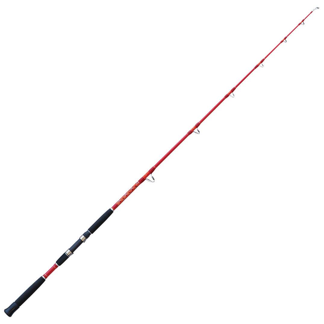 D0900408 Canna Pesca Pesca Pesca Traina Stand Up Falcon Peppers Vortex 6' 20-35 Lbs PP 0b1bde