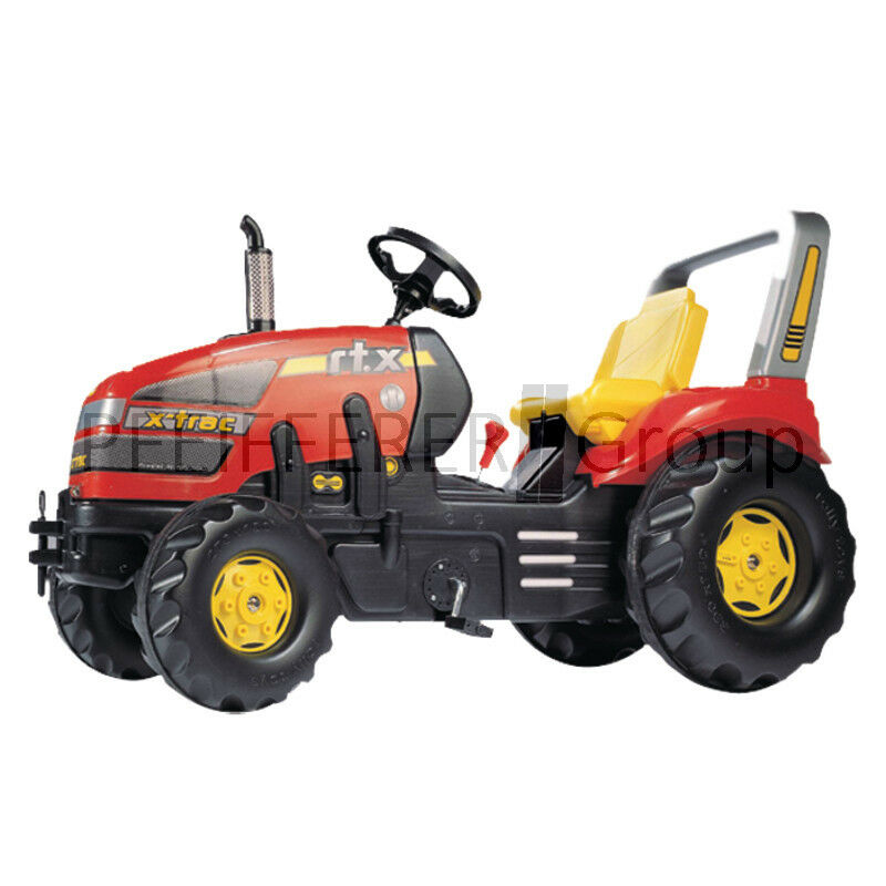 Rolly Toys rollyX-Trac X-Trac mit Schaltung und Bremse