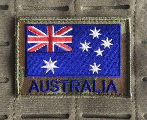 Australia-Australian-Flag-ANF-Army-ADF-Auscam-Military-Patch