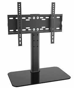 tv fernseher standfu universal 32 55 zoll halterung halter st nder led lcd ebay. Black Bedroom Furniture Sets. Home Design Ideas