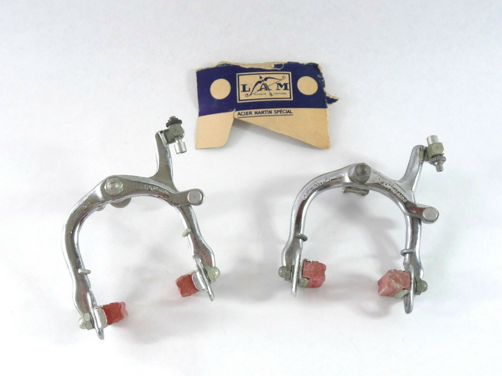 Lam  Brake Calipers 1940'S 70-95mm Vintage touring Bike long Reach LAST SET  NOS  outlet online store