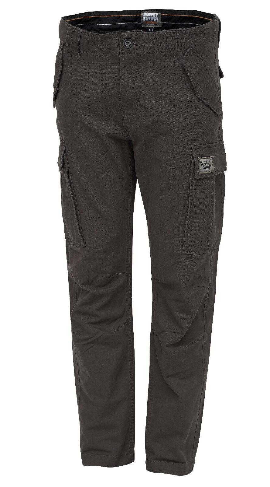 Savage Gear simply  Savage Cochego trousers Angler Al aire libre ocio pantalones  diseñador en linea