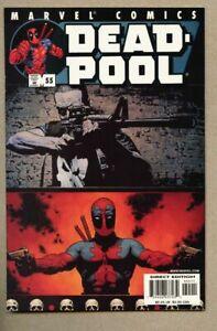 Deadpool-55-2001-nm-9-4-classic-story-Punisher-Tim-Bradstreet
