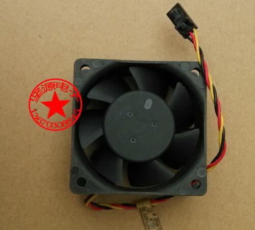 1Pcs Delta 6cm fan 6025 AUB0612HH DC12V 0.36A 3 lines