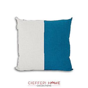 Federa-per-Cuscino-arredo-art-MULTICOLOR-BICOLORE-Cieffepi-Home-Collections