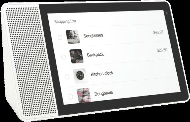 NEW Lenovo ZA4T0003AU Smart Display 10 HD with Google Assistant