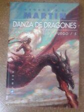 CANCIÓN DE HIELO Y FUEGO 5. DANZA DE DRAGONES II