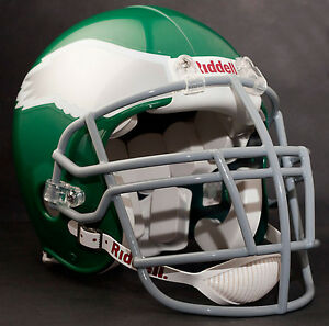 buy online 807ef 3d2c7 Details about REGGIE WHITE Edition PHILADELPHIA EAGLES Riddell AUTHENTIC  Football Helmet NFL
