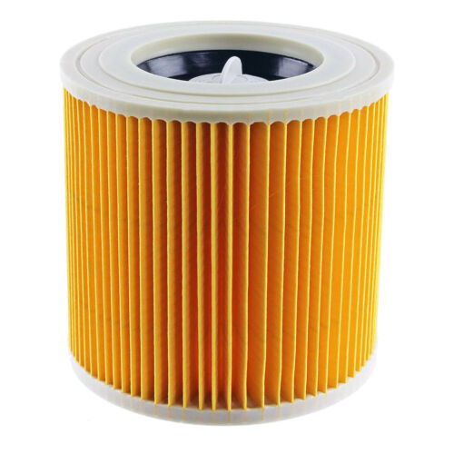 KARCHER Vacuum Cleaner Filter Wet /& Dry Hoover Cartridge A2676 A2901 NT27//1 MV2