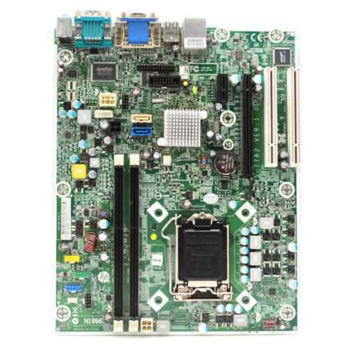 1.0 FOR HP Compaq 676358-001 Pro 4300 SFF Socket 1155 Motherboard MS-7782 VER