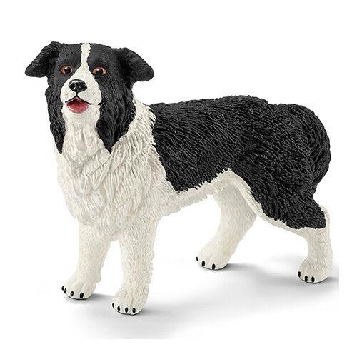 Schleich 16840 Border Collie Herding Dog Animal Toy New NIP
