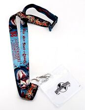 Universal Orlando Halloween Horror Nights HHN 26 Chance Clown Lanyard 2016