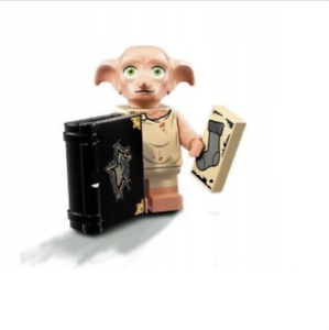 LEGO MINIFIGURE FIGURINE HARRY POTTER  DOBBY