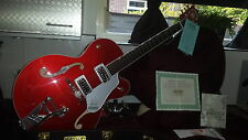 GRETSCH G6120SHATV BRIAN SETZER HOT ROD CANDY APPLE RED NEWWWWWWWWWWWW