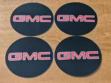 Gmc Truck Rim Center Cap Decal Emblem Sticker 325 Set Of 4