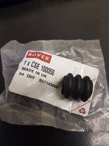 MG Rover F TF RV8 Door Wing Mirror Adjustment Handle Gaiter Bellows MGF MGTF New
