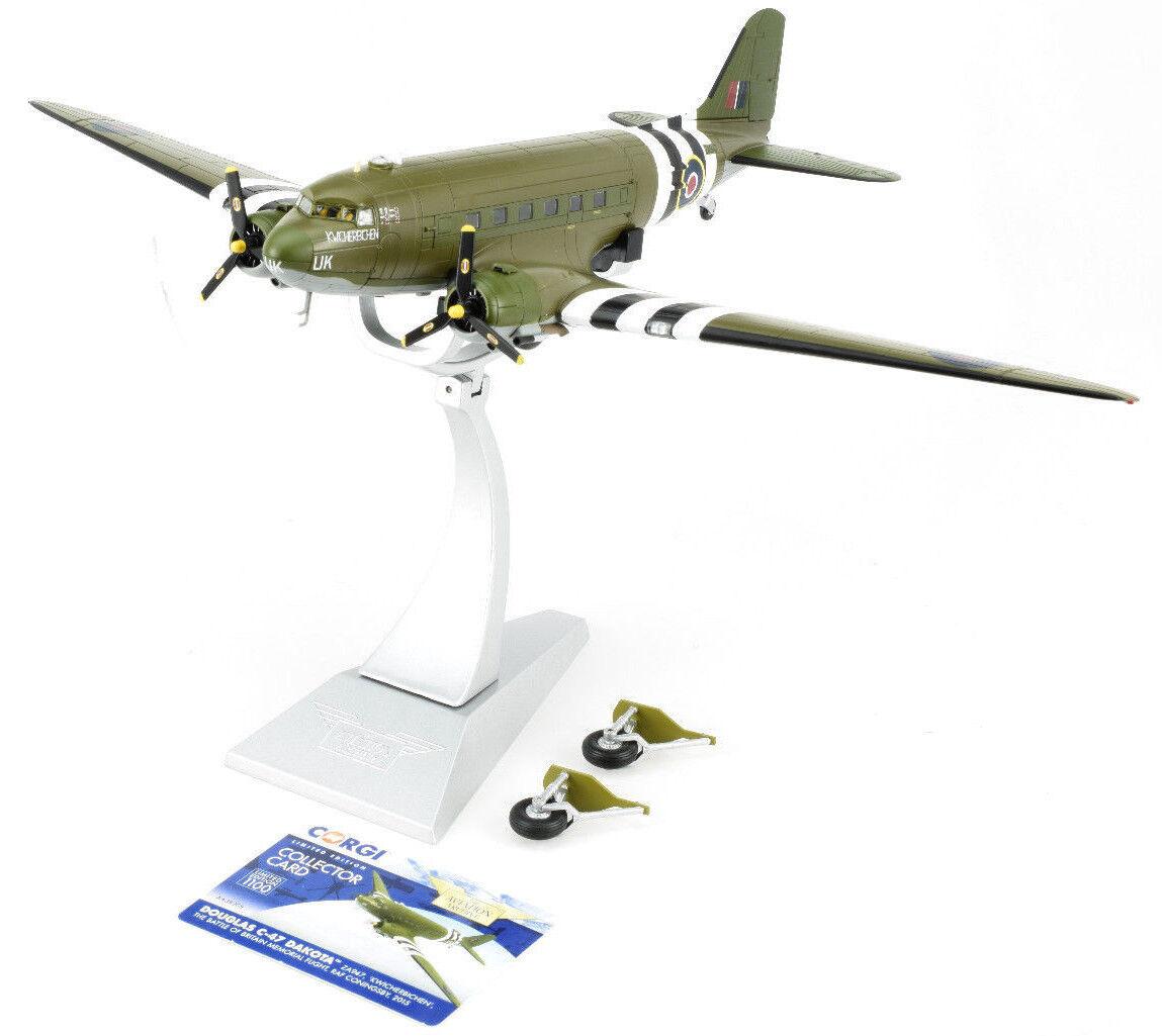 Corgi Douglas C-47 Dakota DC-3 -  kwicherbichen  1 72 DIE-CAST avión AA38208