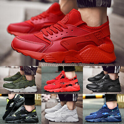 Men Running Trainers Womens Casual Sneakers Gym Walking Sports Shoes Size 5-12.5
