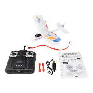 New-Radio-Remote-Control-2-4G-2CH-Mini-Indoor-Biplane-RC-Plane-Beginner-Glider
