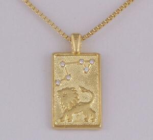 sternzeichen kette gold l we swarovski strass astrologie horoskop esoterik. Black Bedroom Furniture Sets. Home Design Ideas