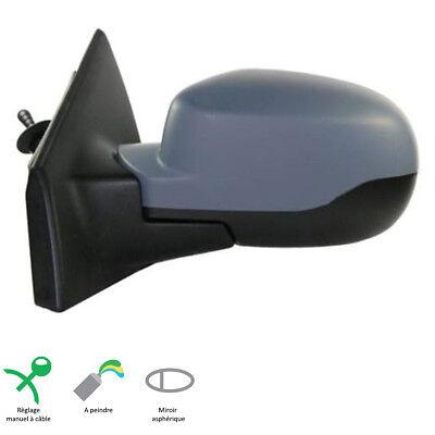 Miroir retroviseur RENAULT Master III a partir 02//2010 superieur Droit Convexe