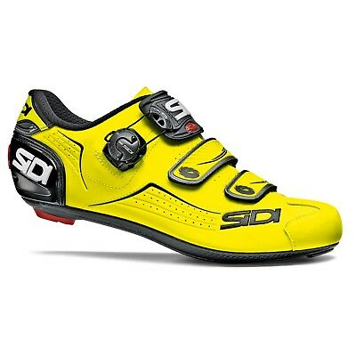 SIDI ALBA Road Cycling Shoes Bike Cleat Shoes White//White Size EUR 39-46 Italy