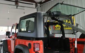 Jeep Jk Wrangler 2 D Hard Top Lift Hoist And Storage Shop Crane