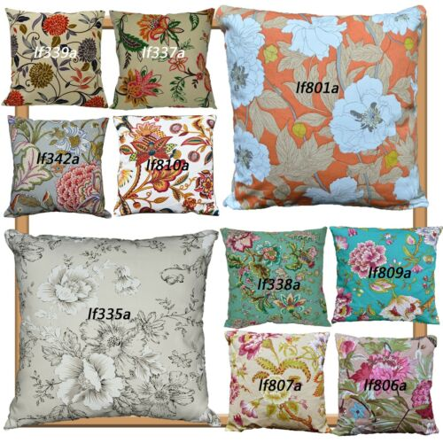 Pillow Cover Lf4 A-Grade en toile coton sofa siège pad coussin CASE taille personnalisée
